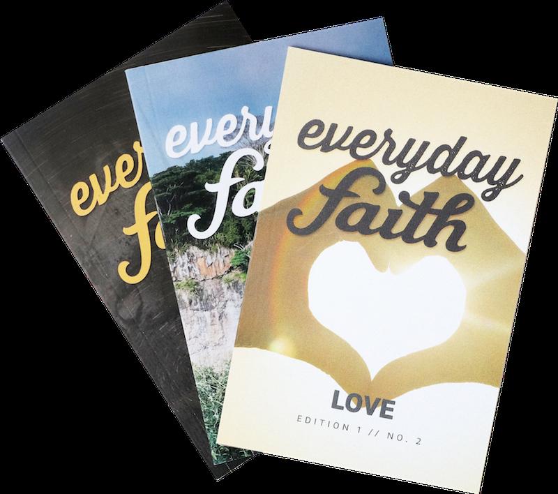 Everyday Faith Yearly Subscription