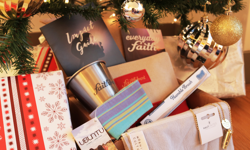 Christmas Faithbox