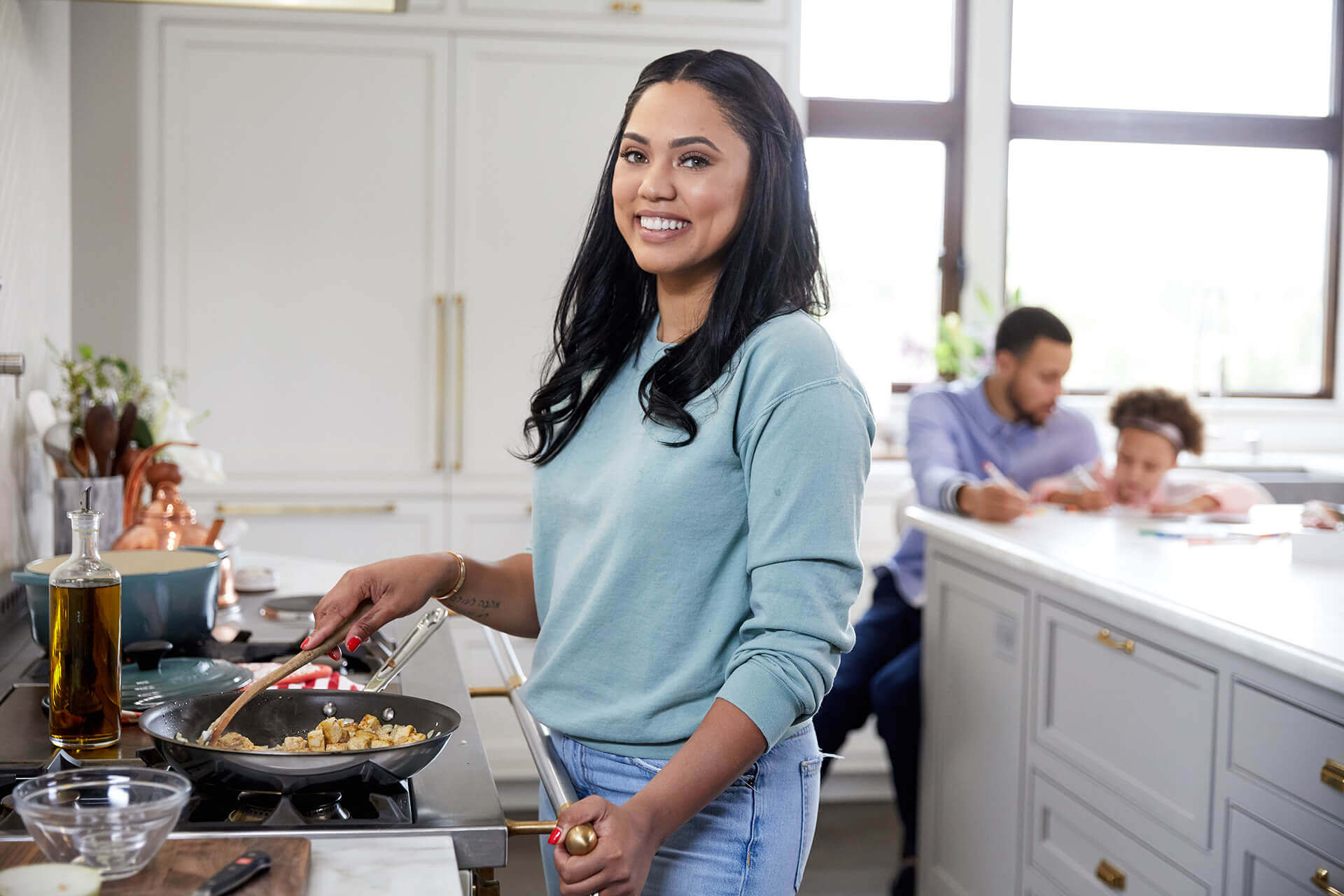Homemade about for Ayesha curry cookware
