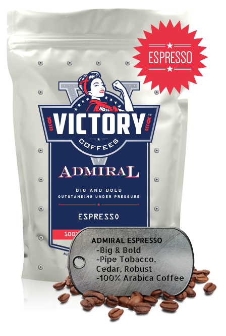Victory Coffees - Admiral