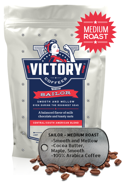 Victory Coffees - Sailor