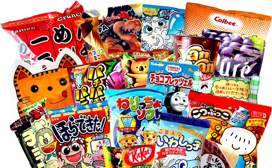 Japan Yum - Japanese Candy Subscription Box
