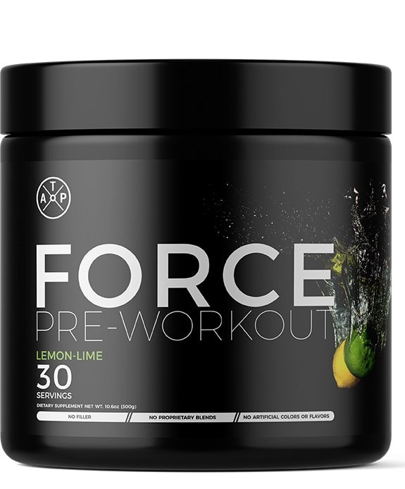 FORCE PRE-WORKOUT