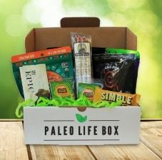 Contents of May Paleo Life Box