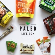 Promotional Image of Paleo Snack