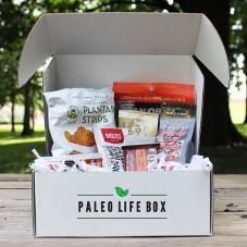 Contents of November Paleo Life Box