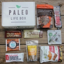 Inside View of August Paleo Life Box