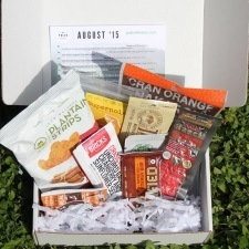 Inside View of July Paleo Life Box