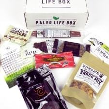 Contents of June Paleo Life Box