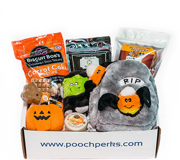 Previous Pooch Perks Boxes