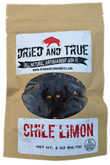 Dried and True Beef Jerky