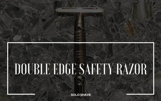 Double Edge Safety Razor
