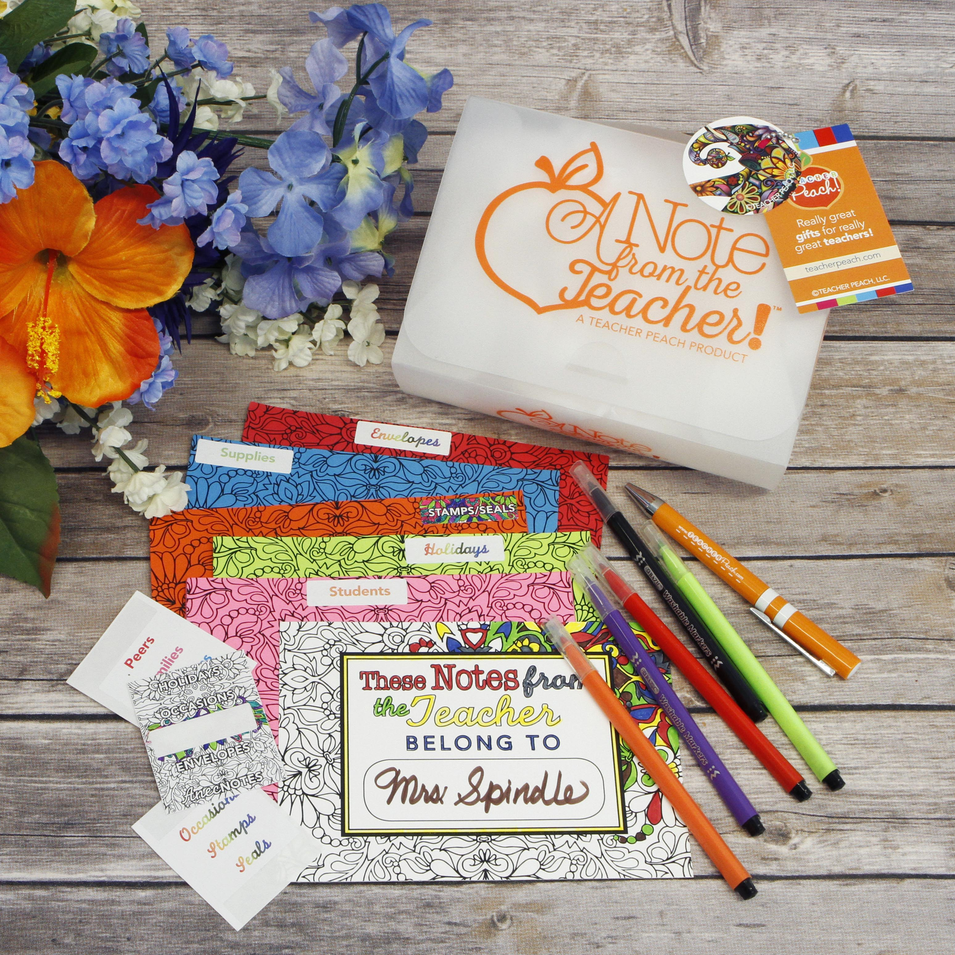 teacher gifts, subscriptions, class teacher gift