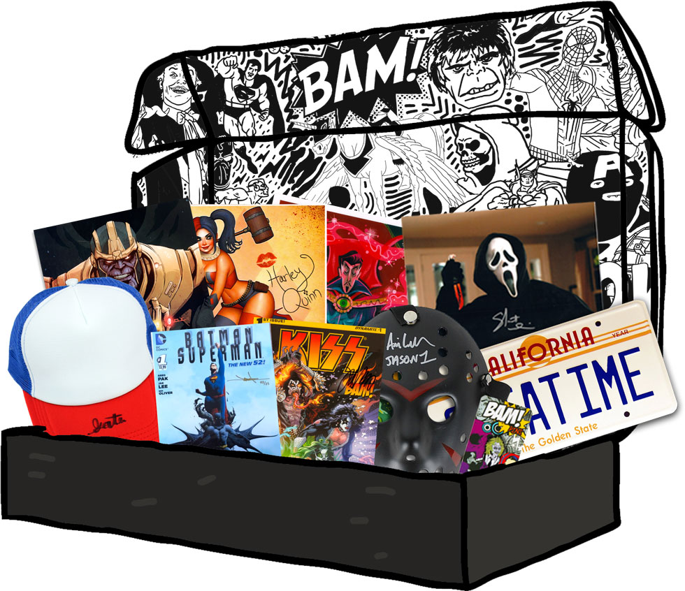 The Bam Box