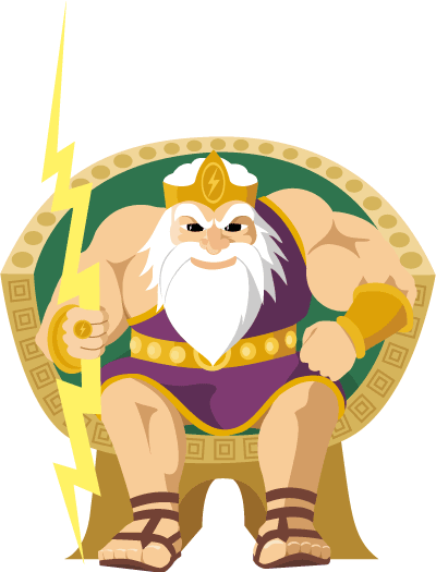 Ancient Greece God - Zeus