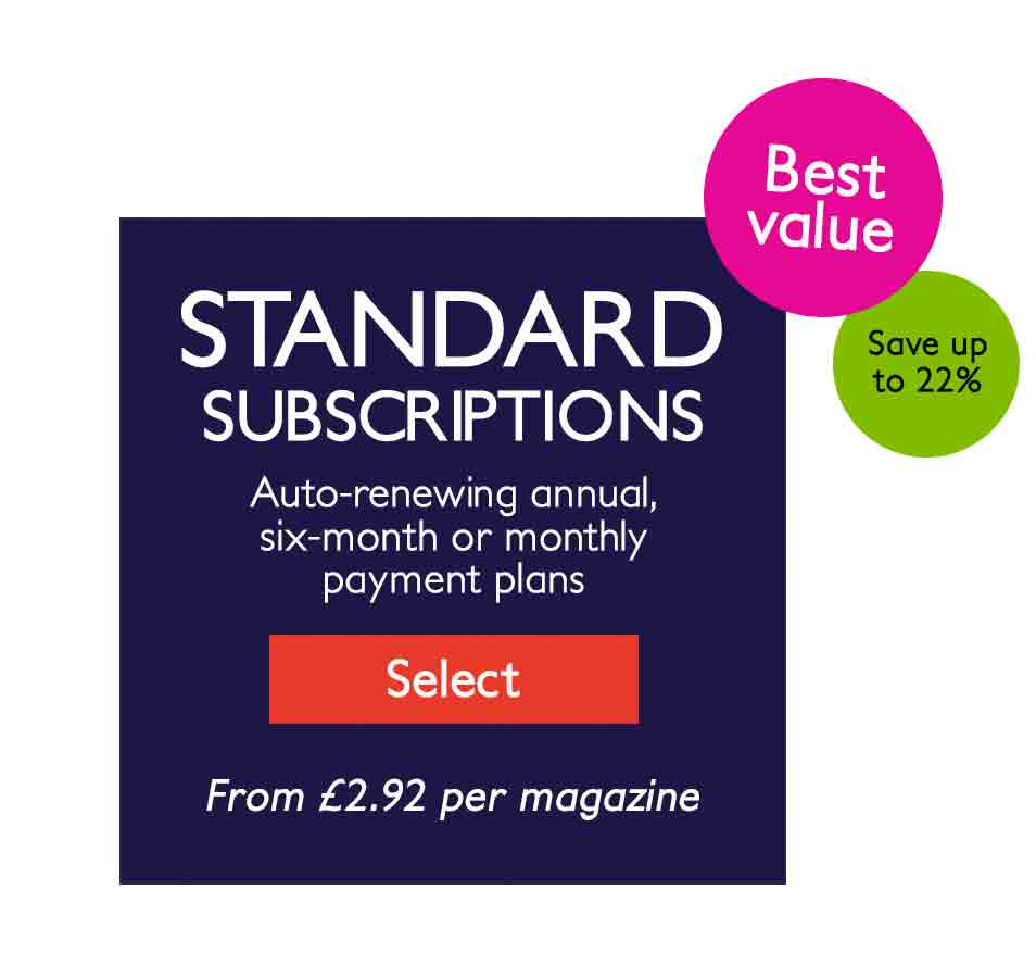 Standard subscriptions
