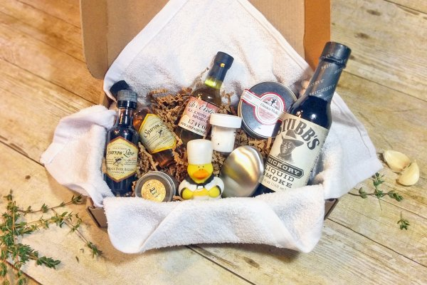 Culinarie Kit Cratejoy subscription box spices oils rubs