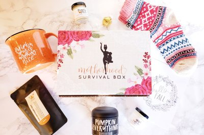 Motherhood Survival Box Photo 2