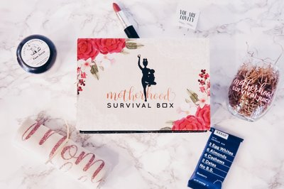Motherhood Survival Box Photo 1