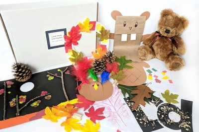 Little Minds Learning Box Photo 1