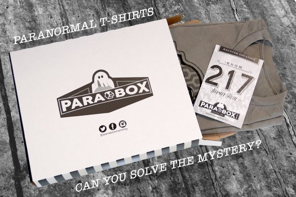ParaBox Monthly - Paranormal T-Shirts Photo 1
