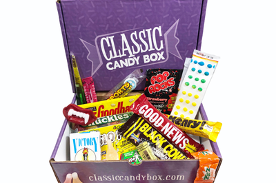 Classic Candy Box Photo 1