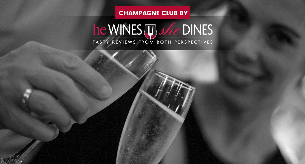 "Club Cuvée - Champagne Club (Bi-Monthly) By ""He Wines, She Dines"" Photo 1"