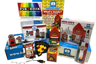 Brick Loot Subscription Photo 3