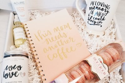 Motherhood Survival Box Photo 3