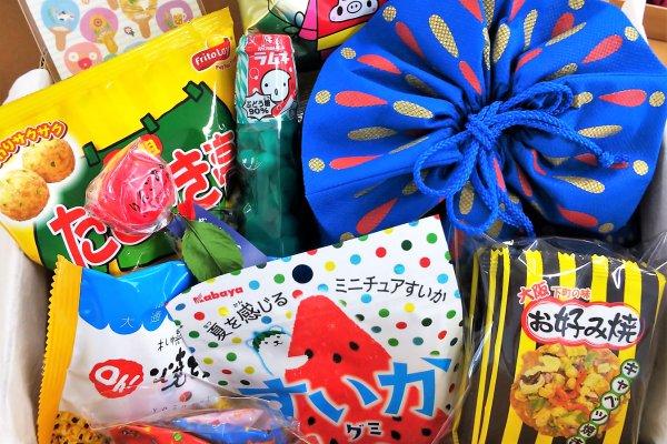 Monthly Kizuna Snack Box