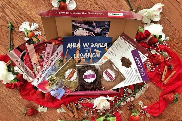 Spice Madam Cratejoy subscription box world cuisines flavors culture