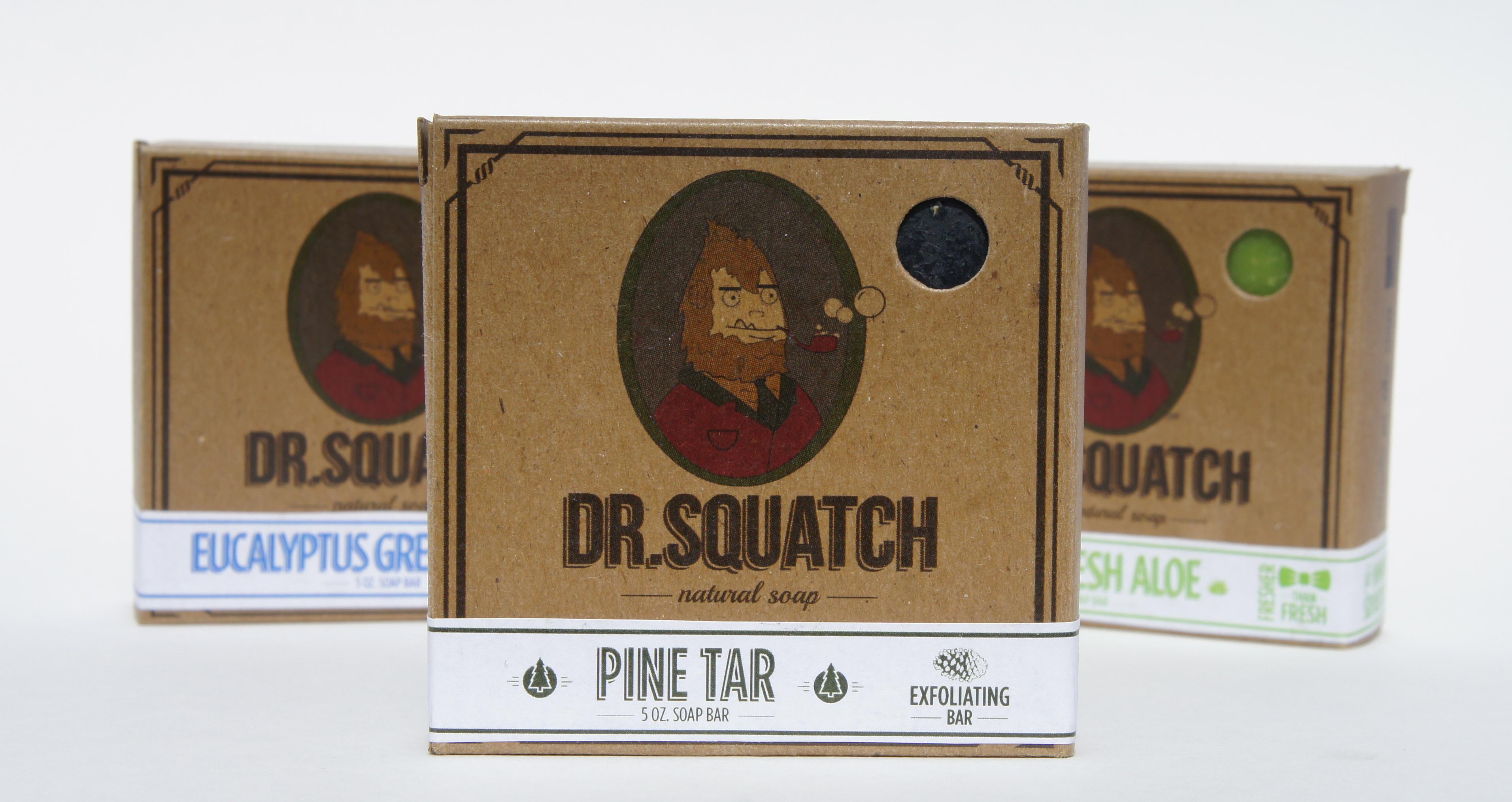 Image result for dr. squatch soaps