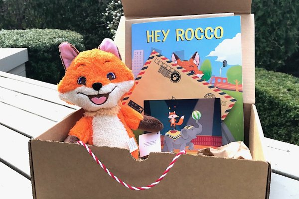 Hey Rocco Letter Subscription Photo 1