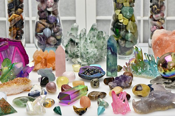 Crystal Gemstone Shop Photo 1