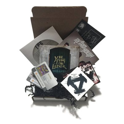 The Music Box Monthly Music Subscription Box Cratejoy