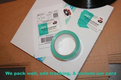 Vinyl Record Club Subscription Box Cratejoy