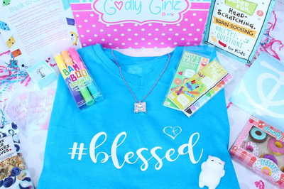 Godly Girlz Box Photo 1