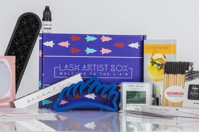 Lash Artist Box Photo 3