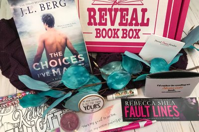 Reveal Book Box Photo 1
