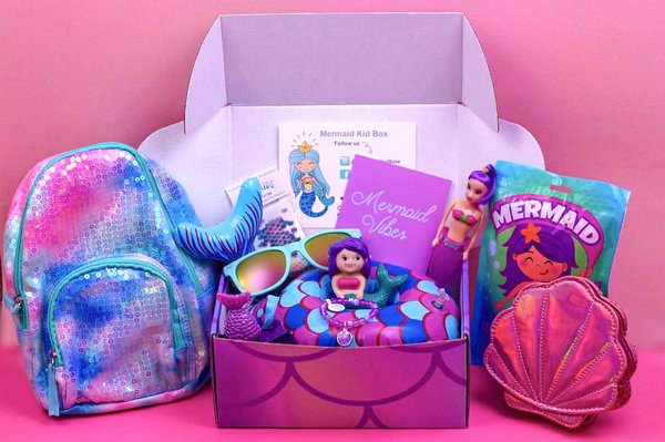 Mermaid Kid Box Photo 1