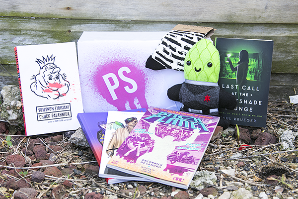 Paper Street Books and Comics subscription box