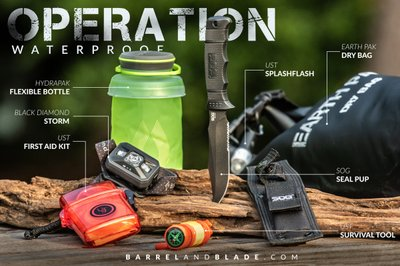 Barrel & Blade - Monthly Tactical Subscription Box Photo 2