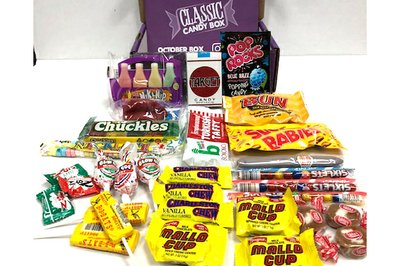 Classic Candy Box Photo 3