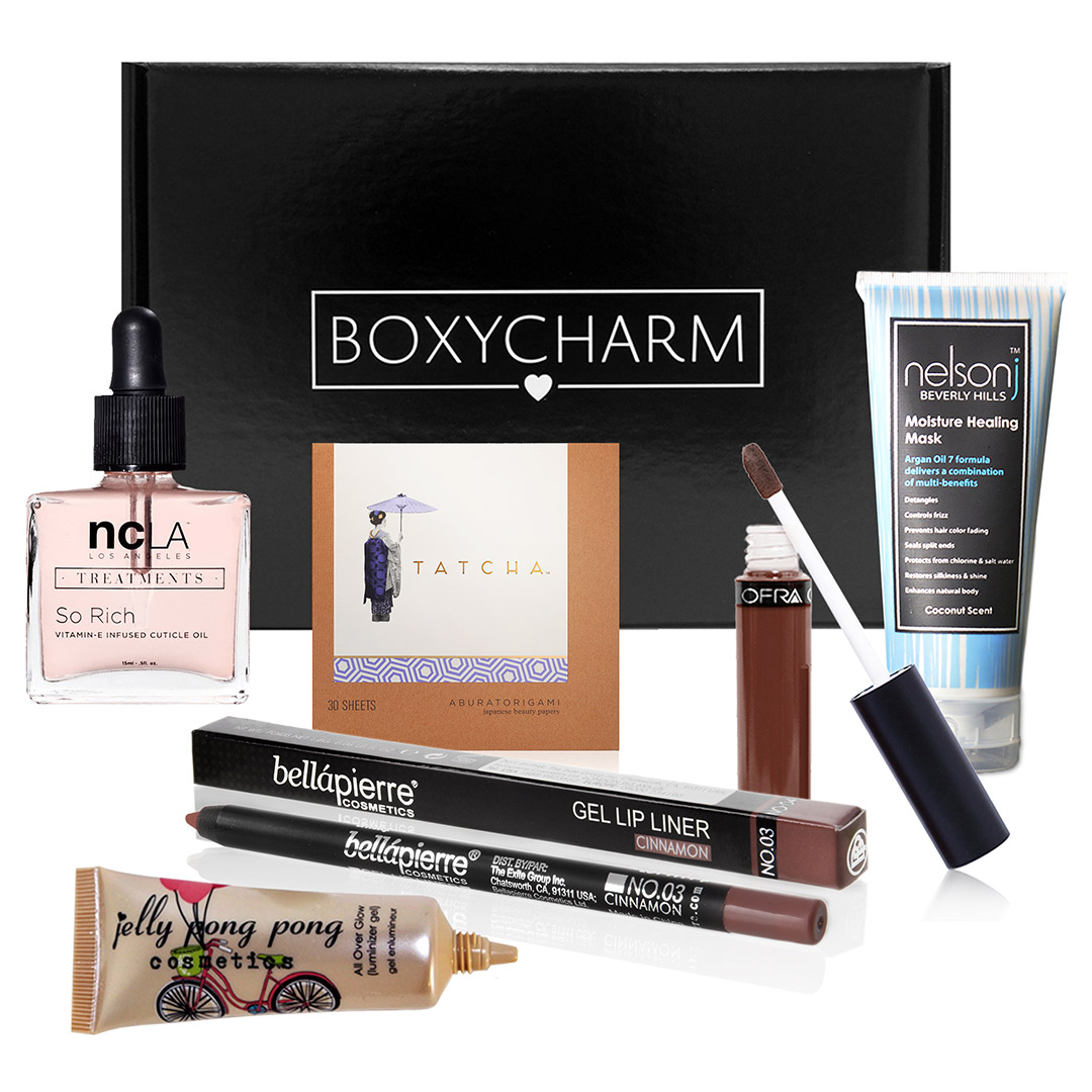 Past boxes - BOXYCHARM: The Best Beauty Subscription Boxes