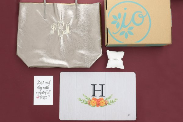 Initial Outfitters - The Monogram Life Box Photo 1