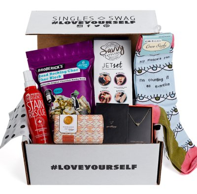 subscription boxes for women singlesswag monthly subscription box for cratejoy 30926