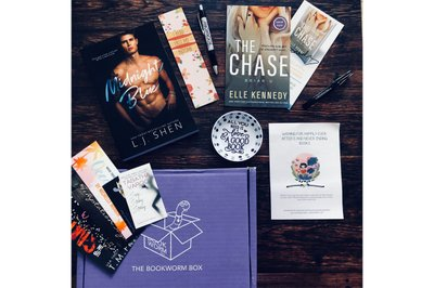 The Bookworm Box Photo 2