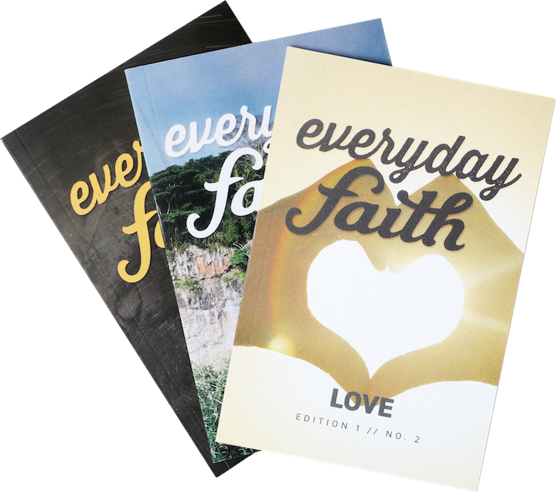 Everyday Faith Yearly Subscription
