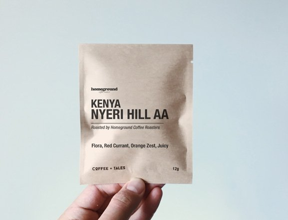 Kenya Nyeri Drip Packs