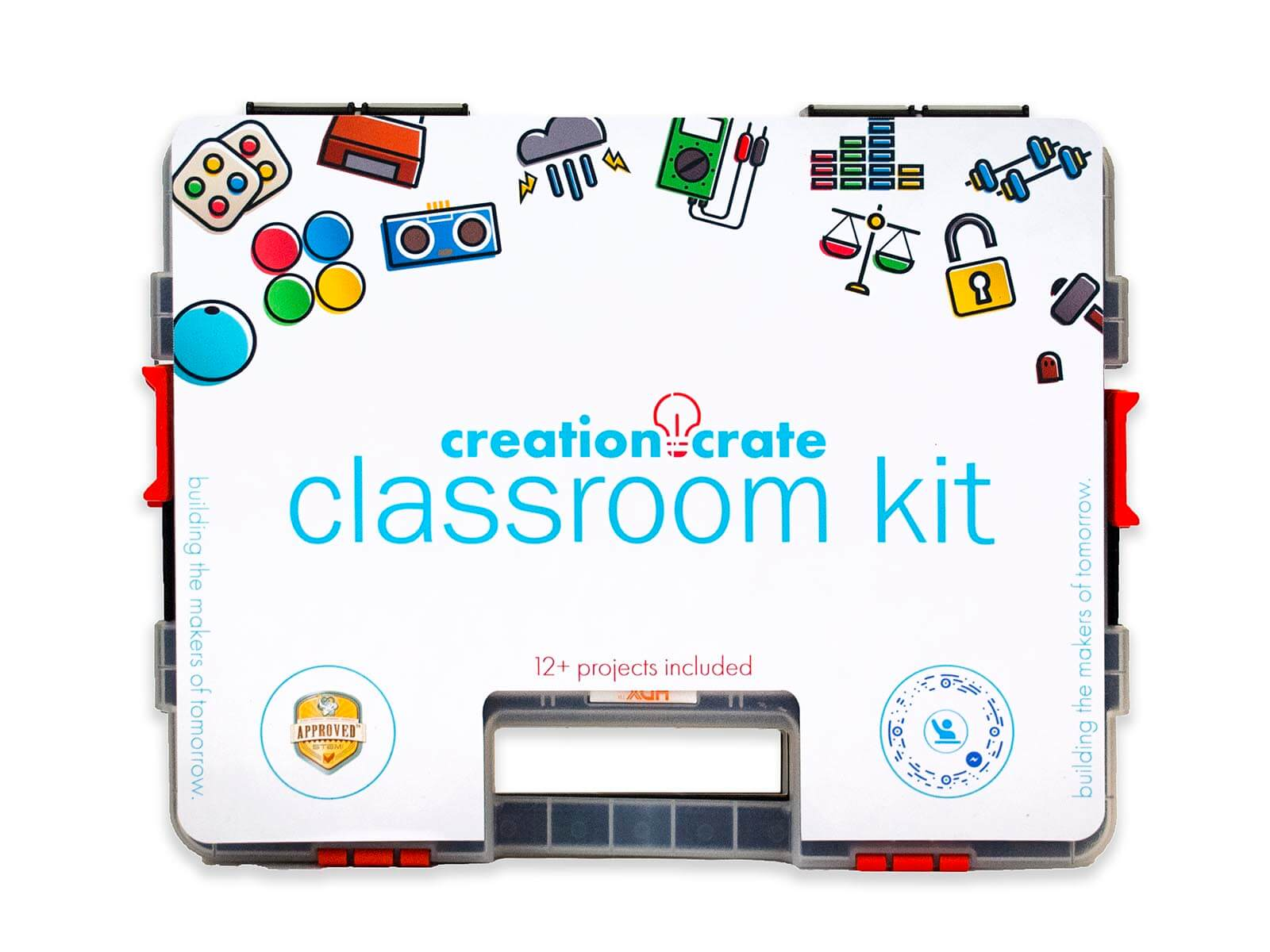 Creation Crate | Tech Subscription Box | Learn Electronics Monthly